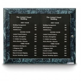 """36 x 24"""" Magnetic Strip Directory Board"""