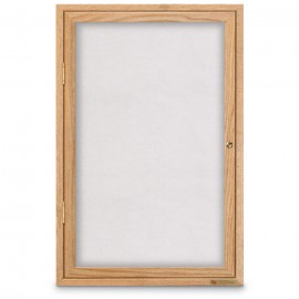 "24 x 36"" Wood Enclosed Easy Tack Board"
