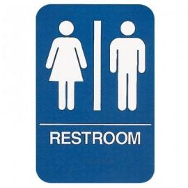 Men/Women Restroom