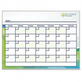 "36 x 24"" Digitally Printed/Sublimated Dry Erase Boards"