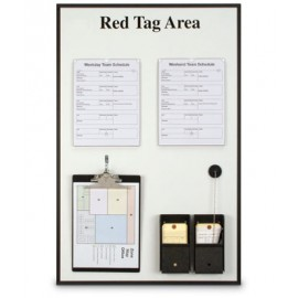 "24 x 36"" Tag Area Board"