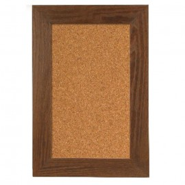 "18 X 12"" Wide Frame Corkboards"