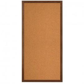 "72 x 36"" Wide Frame Corkboards"