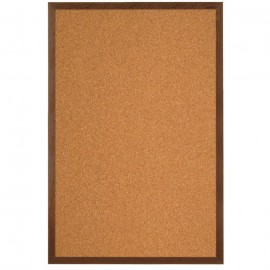 "72 x 48"" Wide Frame Corkboards"