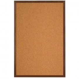 "72 x 48"" Wide Frame Corkboards"
