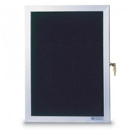 """12 x 18"""" Slim Style Enclosed Letterboard"""