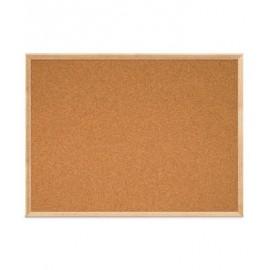 "48 x 36"" Open Faced Decorative Framed Corkboards"