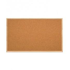 "60 x 36"" Open Faced Decorative Framed Corkboards"