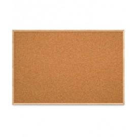 "72 x 48"" Open Faced Decorative Framed Corkboards"