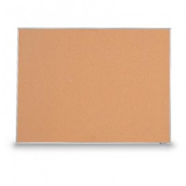 "60 x 36"" Open Faced Aluminum Framed Corkboards"