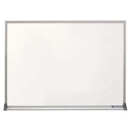 "24 x 18"" Aluminum Framed Dry/Wet Erase Board"