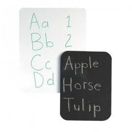 Plain Green Chalkboard