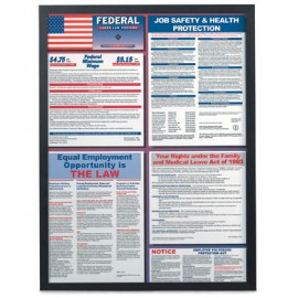 "22 x 28"" Changeable Poster Frame (Plexiglass Option)"