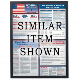 """36 x 36"""" Changeable Poster Frame"""