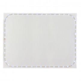 "Printable Corrugated LED Sign 22 x 28""- Single Board"