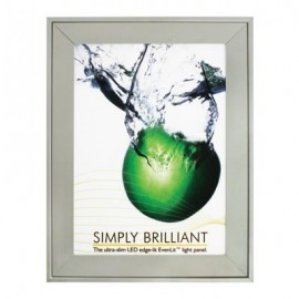 "9 x 12"" Single Sided Illuminated LED Snap Frames"