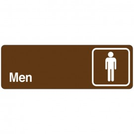 Men Directional Sign