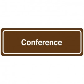 Conference Directional Sign