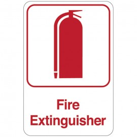 Fire Extinguisher Facility Sign