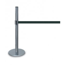 Chrome ADA Compliant Post/Base- 1100 Series 12'