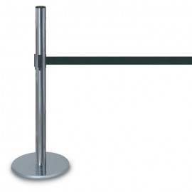 Chrome ADA Compliant Post/Base- 1100 Series 7'