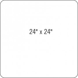"24 x 24"" Custom Parking Lot Sign"