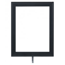 "7 x 11"" Sign Frames for Rope Posts"
