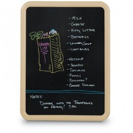 "18 x 24"" ""Image"" Black Dry Erase Boards"