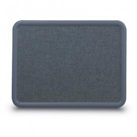 "18 x 24"" ""Image"" Corkboards- Grey Fabricboard"
